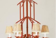 pagoda lights / by Tina Whyte
