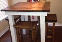 DIY furniture / by Julie Huerta