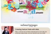 Webster pages / by Maureen Bosch