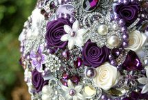 Wedding Bouquets and Cakes / by Debra Crawford Burton