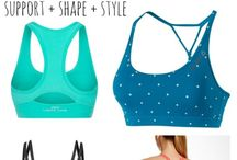 Fitness Fashion / by Peanut Butter Fingers