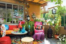 Outdoor decor / by Yurt Girl LA