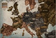 MAPS / by Aga Wierzbicka