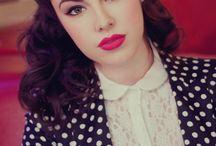 Fashion - Polka Dots / by Lena Ward