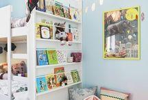 Kid's Room Ideas / by Rachel Perry Blanke