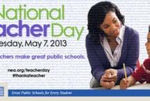 National Teacher Day / by New Jersey Education Association