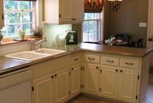Kitchen Ideas / by Marissa Hulett