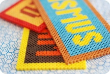 Hama beads / by Kim Lawrence
