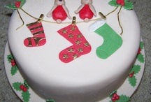 Cakes and cookies Winter/Christmas / by * N A T A S J A *