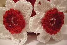 flowers - crochet / by Judy Rosmus
