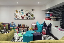 Playrooms / by 1Kindesign
