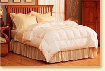 Pacific Coast Luxury Bedding / by Susan Freedman Benson