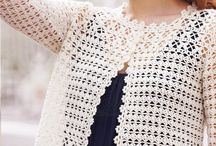 Crochet / Knit - Sweaters, dresses, etc. / by Jennifer B