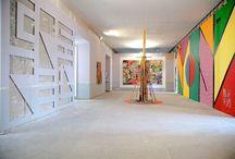 Esto no es Graffiti / Exposición colectiva comisariada por Delimbo Gallery para el Cicus de los artistas Eltono, Sixe, Mike Swaney, SpY, Seleka, Suso33, Sozyone, Okuda, Remed, Ausias Pérez, Dems, Joeking & Pantone.  / by DELIMBO