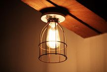 Lighting / by Kristin Bergthold | Yellow Bliss Road