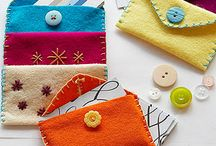 kids sewing / by Alicia Paulsen Van Heesch