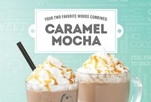 Caramel Mocha / Smooth chocolate and caramel flavors in a delightful espresso based beverage. Try it hot or iced. At participating US & CAN locations only.  / by Krispy Kreme