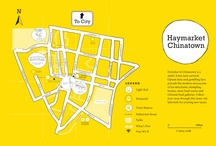 Haymarket & Chinatown / by City of Sydney