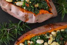 Yummy healthy food / by Ashley Johnston