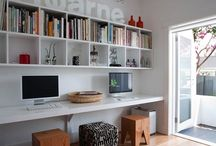 Workspace  / Home office + photography  / by Laura | Laura Fifield Photography