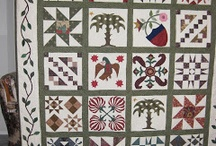 Applique Quilts and Blocks / by Karen Beigh