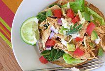 Salads / by Lisa Martin