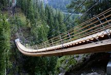 Paths, stairs, roads, tunnels and bridges 2 / by Nancy Sproull