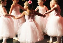 BALLET ~ FOR MY TINY DANCERS / by Claudia Tatum