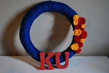 All things KU!!! / by Tracy Gaulding