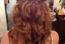 Bridal Hair / by Kaila Allen