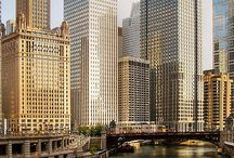 Chicago / by Cindy Birrell