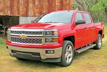 Chevrolet Trucks / by GMC Sierra