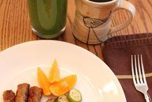 Whole 30 meal ideas / by Rosetta Fedelem