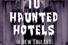 Spooky/Haunted / by Glenna Livingston