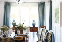 Delightful Dining Rooms / by Seaside Interiors