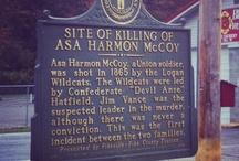 Hatfields & McCoys / by Vickie Bailey