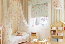 Butterfly Theme Girls Room.  / Butterfly bedroom decor and DIY ideas.  Everything Butterflies!  / by Kidfolio