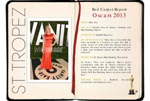Golden Glows on the Oscars 2013 Red Carpet  / by St. Tropez