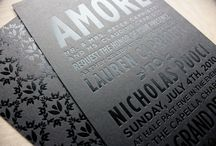 Rad Design (Invitations, Branding, Packaging) / by Hazel Q
