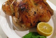 Food - whole chicken recipes to try / by Kathy LaFerrara