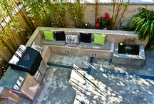 Outdoor spaces / by Shawna Reibling