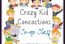 Crazy Kid Concoctions / by Shannon Alford