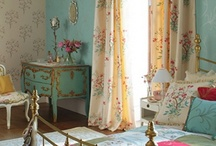 Girls Rooms / Creative decorating and design ideas for girls' bedrooms. / by Rachel @ Creative Homemaking