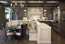 Dream Kitchen Ideas / by Holly Brown-Owens