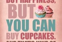 Cupcakes. / by Alissa Sanders