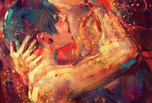 Love - lust / by Anca Avram