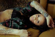 Pleasure is pain, Tattoos keep me sane. / by Nicole Bliss Burton