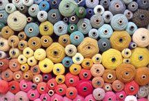 Knit Crochet Yarn / by Jennifer Klarich