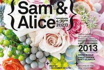 Our Garden Party Wedding  / Garden Party wedding / by Alice McClymont