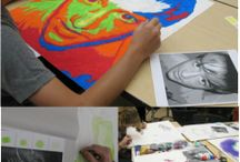 Awesome Art Lessons / by Mary-Anne Drinkwater